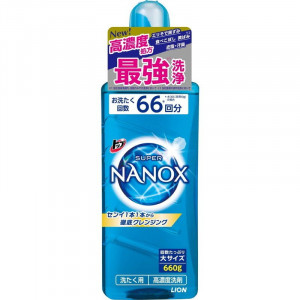 "Lion ""Top Super Nanox"" koncentruotas skalbimo gelis 660g"