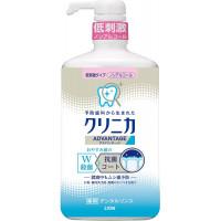 Lion Clinica Dental Advantage antibakterinis citrusinių vaisių kvapo burnos skalavimo skystis be alkoholio 900ml