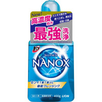 Lion Top Super Nanox koncentruotas skalbimo gelis 400g