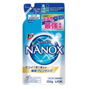 Lion Top Super Nanox koncentruotas skalbimo gelis, užpildas 350g
