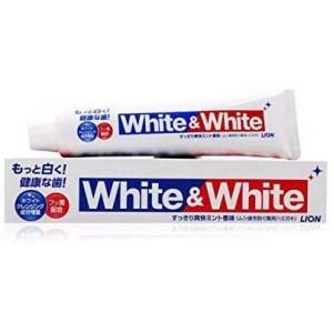 Lion White & White dantis balinanti pasta 150g
