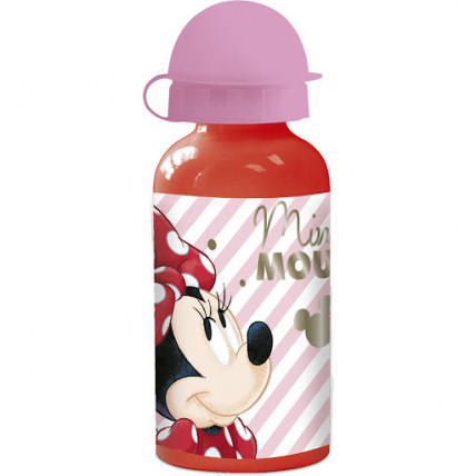 Disney Minnie Vaikiška aliumininė gertuvė