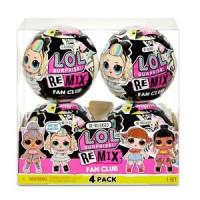 LOL Surprise Remix Fan Club 422563 pakartotinai išleistos lėlės