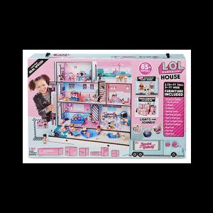 LOL Surprise Interaktyvus lėlių namelis