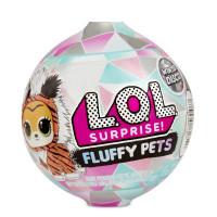 LOL Surprise Fluffy Pets Gyvūnai