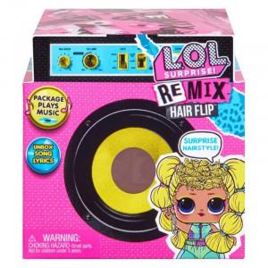 LOL Surprise Hair Flip Dolls Lėlė