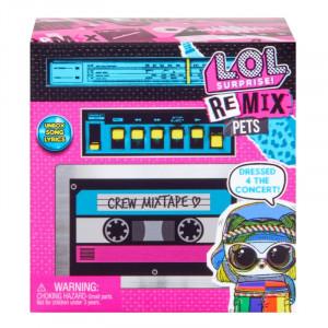 LOL Surprise Remix Pets Gyvūnas