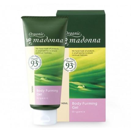 """""""Organic Madonna"""" stangrinamasis kūno gelis 140ml"""