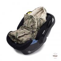 Makaszka Automobilinės kėdutės antklodė