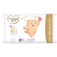 GIFT Sauskelnės Mulimi S 4-8kg 1vnt