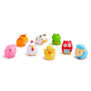 Munchkin 125478 Vonios žaislų rinkinys