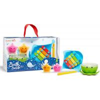 Munchkin 247129 Muzikinis vonios žaislų rinkinys