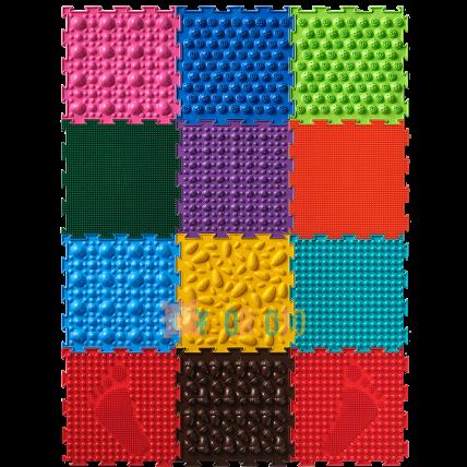 Ortoto masažinių kilimėlių rinkinys - Viskas Įskaičiuota