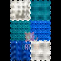 Ortoto masažinių kilimėlių rinkinys - Aizbergas