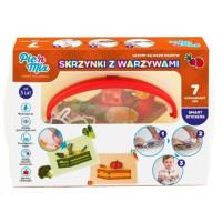 PicnMix 112013 Vegetables Lavinamasis žaidimas
