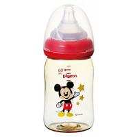 """Pigeon """"Mickey Mouse"""" maitinimo buteliukas,160ml"""