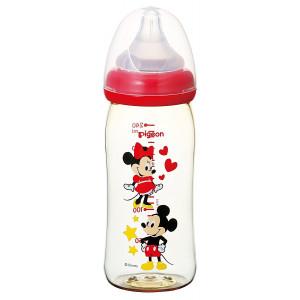 """Pigeon """"Mickey Mouse"""" maitinimo buteliukas,240ml"""