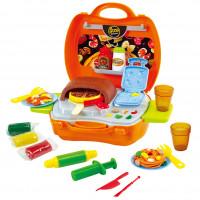 PlayGo 8430 Set of plasticine-pizza kitchen
