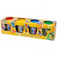 PlayGo 8920 4 spalvų plastilino rinkinys