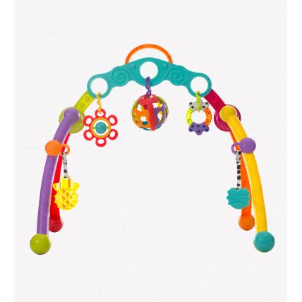 Playgro 0185475 Vaikiškas lankas su žaislais