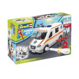 Revell 008066 greitosios pagalbos automobilis