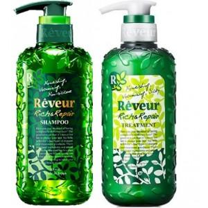 """Reveur Rich & Repair""  Šampūnas+kondicionierius"