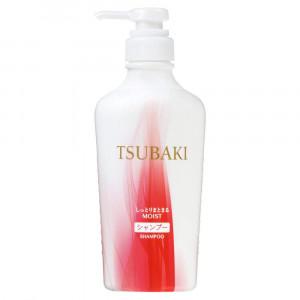 Tsubaki Moist drėkinamasis šampūnas su Camellia aliejumi, SHISEIDO 450 ml