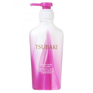 """Shiseido """"Tsubaki Volume"""" plaukų kondicionierius 450ml"""