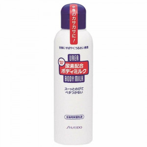 Drėkinamasis kūno pienelis Urea Body Milk Shiseido, 150ml