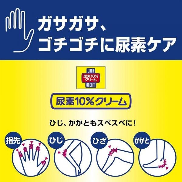 Urea Hand and Feet kremas rankoms ir kojoms.  Gydanti ir raminanti priežiūra SHISEIDO, indelis100 gr.