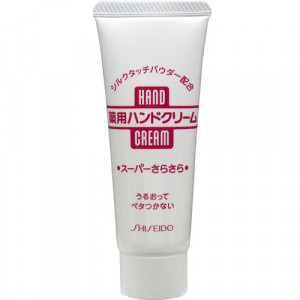 """Medicininis, drėkinamasis rankų kremas """"Shiseido"""", 40 g"""