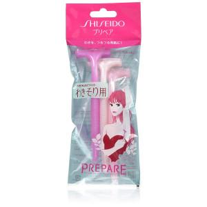 Shiseido pažastų skustukait 3vnt