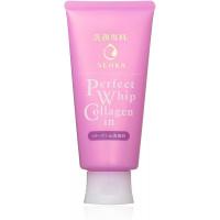 Shiseido Perfect Whip valomosios putos su kolagenu 120g