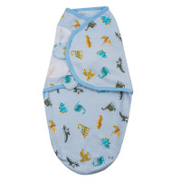 Summer Infant 553268 SwaddleMe medvilninis vystyklas/kaldrelė patogiam vaikelio miegui, nuo 3.2 kg iki 6.4 kg