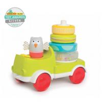 Taf Toys 226254 Spalvotas sunkvežimis su nuimamais žiedeliais