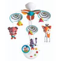 Tiny Love TL1305106830R Vaikiška muzikinė karuselė lovelei