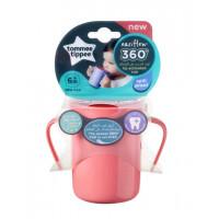 Tommee Tippee Learning puodelis vaikams nuo 6 mėnesių