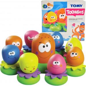 Tomy E2756 Vonios žaislas - aštuonkojis