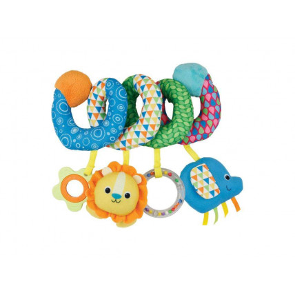 WinFun 0194 žaislas, tvirtinamas vežimėliuose, lopšiuose ir automobilinėse kėdutėse