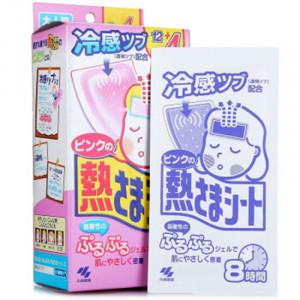 """""""Netsusama Adult"""" šaldantys lipdukai, naudojami pakilus kūno temperatūrai 16 vnt"""