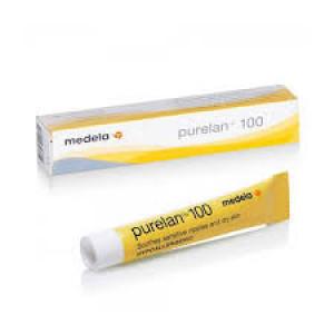 Medela Purelan ™ 100 tepalas krūtinės priežiūrai, 7 g 008.0017