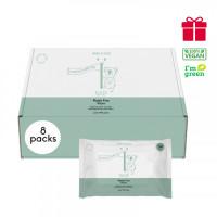Naïf Baby & Kids vaikiškų servetėlių dėžutė be plastiko 432vnt (54vnt x8)