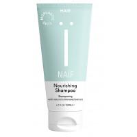 Naïf maitinamasis šampūnas visų tipų plaukams 200ml