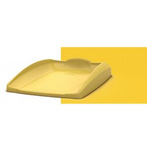 Kūdikių vystymo stalas Nannak Boksi, geltona 1vnt