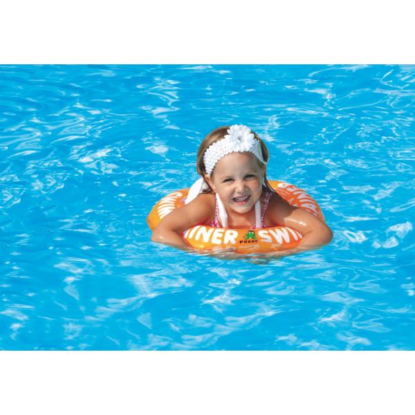 Mokomasis plaukimo ratas  2-6 metų Freds Swimtrainer Classic