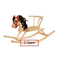 Troja Medinis supamas arkliukas Ojārs